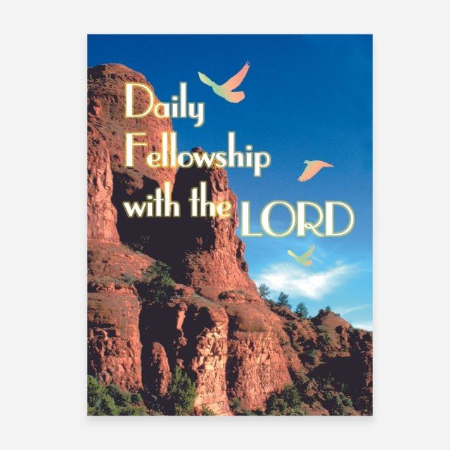 Daily Fellowship with the Lord (ebook)